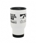 Amazing Rock Climbing Dad Stainless Steel Travel Mug